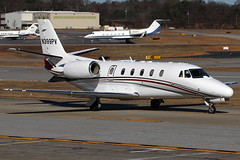 N399PV - Cessna Citation 560XL (AndrewC75) Tags: aircraft airplane airport aviation corporate private pdk kpdk dekalb peachtree cessna citation 560xl c56x jet twin