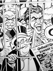 80 Years of Batman at Society of Illustrators Penguin Joker 3241A (Brechtbug) Tags: 80 years batman show society illustrators building east 63rd street near lexington avenue 06292019 museum comic cartoon art new york city june 2019 strip comicbook illustration exhibitions exhibition museums galleries pop popular culture pulp fiction comics sunday funnies comix location interior mocca fest hall halls soi bat manga jiro kuwata s japanese version originals collected by chip kidd american graphic designer and others