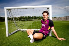 Jack Grealish - 1 (mondonville) Tags: footballeur chaussettes footballer socks