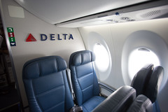 2019_06_15 Delta CSeries-37 (jplphoto2) Tags: a220 a220100 bsc100 bombardier bombardiercseries cs100 cseries deltaairlines deltaairlinesa220100 deltaairlinescseries jdlmultimedia jeremydwyerlindgren aircraft airline airplane airport aviation