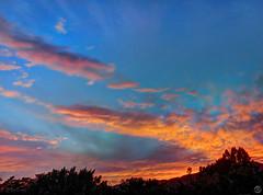 June 29, 2019 (splinx1) Tags: dusk twilight canonart sky cloud blue pink canon powershot elph hdr chdk handheld california hss