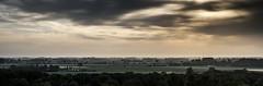 Dark skies (Wouter de Bruijn) Tags: fujifilm xt2 fujinonxf35mmf14r sunrise sun dawn morning sky clouds dark moody haze landscape flat farmland farming nature outdoor trees valkenisse zoutelande veere walcheren zeeland nederland netherlands holland dutch