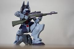 [Robot魂] #250 RGM-79SP GM Sniper II (ver. A.N.I.M.E) (! * `n@men!cht) Tags: gundam anime robot魂 rgm79sp gm sniper bandai 0080