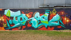 Trav...West Footscray, Melbourne... (colourourcity) Tags: streetartnow streetartaustralia streetartmelbourne streetart graffitimelbourne graffiti melbourne burncity melbournestreetart melbournegraffiti awesome colourourcitymelbourne colourourcity nofilters trav travmsk msk tsl