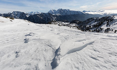 Winter's View #6 (Nicolas Gailland) Tags: landscape nature paysage montagne mountain hiver winter snow white chamrousse belledonne alpes alps alpe grenoble isere isère france canon hitech filter gnd mark taillefer