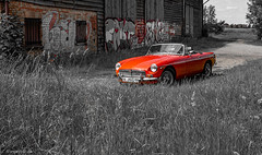 color (carsten.plagge) Tags: 2019 cp55 carstenplagge mg mgb red