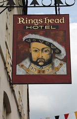 King's Head Hotel, Rochester (Ray's Photo Collection) Tags: rochester medway kent pub sign publichouse kingshead hotel