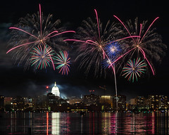 190629-EOSR5079 (AChucksEyeView) Tags: fireworks wisconsin capital night water colors