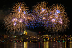 190629-EOSR5124 (AChucksEyeView) Tags: fireworks wisconsin capital night water colors