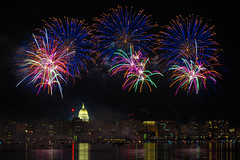 190629-EOSR5121 (AChucksEyeView) Tags: fireworks wisconsin capital night water colors
