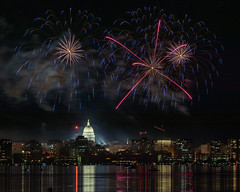 190629-EOSR5098 (AChucksEyeView) Tags: fireworks wisconsin capital night water colors