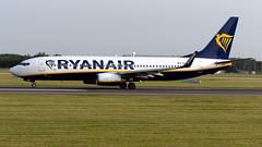 Ryanair EI-DHC 737-8AS EGCC 29.06.2019 (airplanes_uk) Tags: 29062019 737 737800 7378as aviation boeing eidhc man manchesterairport planes ryanair