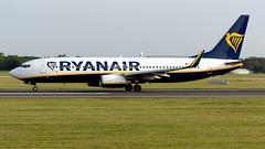 Ryanair EI-EMR 737-8AS EGCC 29.06.2019 (airplanes_uk) Tags: 29062019 737 737800 7378as aviation boeing eiemr man manchesterairport planes ryanair