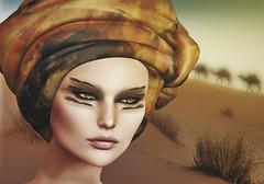 Rithm (Eurídice Qork) Tags: model fashion makeup tatoo portrait secondlife