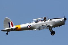 DHC.1 G-BCYM/WK577 (Craig S Martin) Tags: aircraft aviation airplane kemble canada dhc1 chipmunk 22 gbcym wk577 cotswold piston warbird raf dehavilland