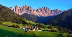 Val di Funes (Olmux82) Tags: val di funes dolomiti dolomites nikon d750 landscape mountain sky
