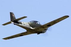 Piaggio FWP.149D D-EHJL (Craig S Martin) Tags: aircraft aviation airplane kemble