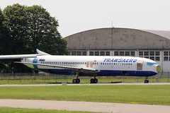 Transaero 737 EI-RUj (Craig S Martin) Tags: aircraft aviation airplane kemble