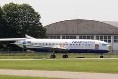 Transaero 737 EI-RUj (Craig S Martin) Tags: aircraft aviation airplane kemble
