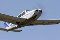 Piper PA-28R G-HALC (Craig S Martin) Tags: aircraft aviation airplane kemble