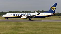 Ryanair EI-FRZ 737-8AS EGCC 29.06.2019 (airplanes_uk) Tags: 29062019 737 737800 7378as aviation boeing eifrz man manchesterairport planes ryanair