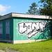 Graffiti around Graz 2019