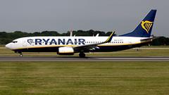 Ryanair EI-DCY 737-8AS EGCC 29.06.2019 (airplanes_uk) Tags: 29062019 737 737800 7378as aviation boeing eidcy man manchesterairport planes ryanair