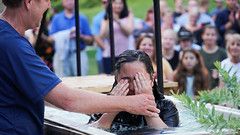 Summer Baptisms June 2019