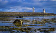 Donaghadee Lighthouse (RonnieLMills 7 Million Views. Thank You All :)) Tags: sliderssunday hss donaghadee lighthouse county down northern ireland