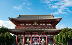 Senso-ji Temple (AykutPamuk) Tags: