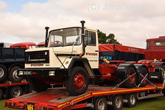McGovern Maggie (ekawrecker) Tags: lorry truck air cooled v8 ashbourne project brendan