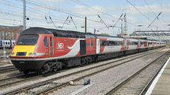 LNER 43208 (martin 65) Tags: hull lner hst hsts eastcoast mainline rail railways railway trains transport train travel public first great western diesel mtu engine