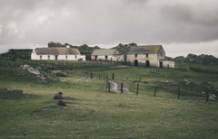 Countryside (8230This&That) Tags: emeraldisle ireland northernireland acrossthepond fineartphotography landscape photography farm farmland thatchedroof countryside countydonegal donegal sheep brownsheep ardmalin scenic scenery inishowen malinhead