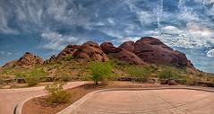 pano edited (epicurus2014) Tags: desert hills landscape gfx50s fujifilm phoenix