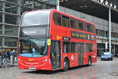 Go-Ahead London (Will Swain) Tags: london euston 8th march 2019 greater city centre capital south bus buses transport transportation travel uk britain vehicle vehicles county country england english st pancras