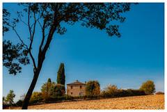 Toscane (Pascale_seg) Tags: italie italia italy toscane toscana tuscany colline campagne campagna countryscape paysage cielo ciel sky automne autumn autunno coth5
