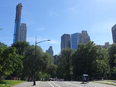 201906026 New York City Central Park and Midtown (taigatrommelchen) Tags: park street city nyc newyorkcity sky usa ny newyork skyline centralpark manhattan icon 20190623