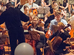 DSCN4024d 1812 Overture. Ealing Youth Orchestra and Alumni. 60th Anniversary concert. Conductor Leon Gee. 29th June 2019. St Barnabas Church, west London (Paul Ealing 2011) Tags: ealing youth orchestra eyo 29 june 2019 conductor leon gee 60th anniversary concert alumni 1812 overture tchaikovsky st saint barnabas church west london uk