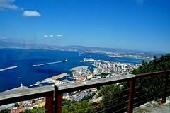 2019-05-29 - Gibraltar (47) (aknad0) Tags: gibraltar krajobraz morze drzewa