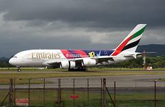 A6-EOH (ianossy) Tags: airbus a380861 a388 a6eoh gla egpf ek emirates