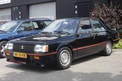 Mitsubishi Lancer mk2 2.0 Turbo 8-1-1982 HK-33-KK (Fuego 81) Tags: mitsubishi lancer mk2 2000 turbo 1982 hk33kk onk sidecode4 classic car meeting zwolle nl 2019