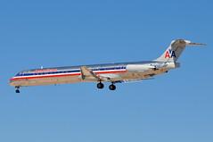 American Airlines (AA) - McDonnell Douglas (Douglas) MD-82 (DC-9-82) - N467AA - McCarran International Airport (LAS) - Las Vegas - September 24, 2013 084 RT CRP (TVL1970) Tags: nikon nikond90 d90 nikongp1 gp1 geotagged nikkor70300mmvr 70300mmvr aviation airplane aircraft airliners mccarraninternationalairport mccarranairport mccarran mccarraninternational lasvegas las klas n467aa americanairlines aa aerothrustholdings deltaairlines delta deltamaterialservices mcdonnelldouglas douglasaircraft douglasaircraftcompany douglas dac douglasdc9 douglasdc982 dc9 dc982 md82 md80 super80 super82 mcdonnelldouglasmd82 maddog prattwhitney pw jt8d jt8d217 jt8d217c