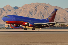 Southwest Airlines (SWA) - Boeing 737-300 - N658SW - McCarran International Airport (LAS) - Las Vegas - September 23, 2013 2 1030 RT CRP (TVL1970) Tags: nikon nikond90 d90 nikongp1 gp1 geotagged nikkor70300mmvr 70300mmvr aviation airplane aircraft airliners mccarraninternationalairport mccarranairport mccarran mccarraninternational lasvegas las klas n658sw southwestairlines southwest swa oymml maerskair maersk ec356 ecest ec784 ecfkc aireuropa n961wp westernpacificairlines westernpacific westpac wp boeing boeing737 boeing737300 737 b737 b733 737300 boeing7373l9 7373l9 cfminternational cfmi cfm56 cfm563b2
