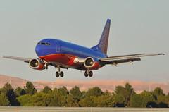 Southwest Airlines (SWA) - Boeing 737-300 - N658SW - McCarran International Airport (LAS) - Las Vegas - September 23, 2013 2 1024 RT CRP (TVL1970) Tags: nikon nikond90 d90 nikongp1 gp1 geotagged nikkor70300mmvr 70300mmvr aviation airplane aircraft airliners mccarraninternationalairport mccarranairport mccarran mccarraninternational lasvegas las klas n658sw southwestairlines southwest swa oymml maerskair maersk ec356 ecest ec784 ecfkc aireuropa n961wp westernpacificairlines westernpacific westpac wp boeing boeing737 boeing737300 737 b737 b733 737300 boeing7373l9 7373l9 cfminternational cfmi cfm56 cfm563b2