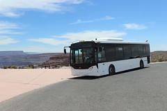 Mountain View Tours Inc of Tucson Arizona 519 (yorkcoach2) Tags: arizona tucson westrimgrandcanyon grandcanyon newflyer mountainviewtoursinc 519 mountainviewtoursinc519 usa