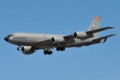 United States Air Force (Tennessee Air National Guard) - Boeing KC-135R Stratotanker (717-148) - USAF 57-1451 - Iron Eagle - McCarran International Airport (LAS) - Las Vegas - September 24, 2013 152 RT CRP (TVL1970) Tags: nikon nikond90 d90 nikongp1 gp1 geotagged nikkor70300mmvr 70300mmvr aviation airplane militaryaviation aerialtanker aerialrefueling flyingboom mccarraninternationalairport mccarranairport mccarran mccarraninternational lasvegas las klas usaf571451 af571451 571451 cn17522 17522 ironeagle noseart unitedstatesairforce usairforce usaf tennesseeairnationalguard tennesseeang tnang 134thairrefuelingwing 134arw 134tharw boeing boeingkc135stratotanker boeingkc135 kc135stratotanker kc135 stratotanker boeingkc135rstratotanker boeingkc135r kc135rstratotanker kc135r boeing717 boeing717100 boeing717148 717 717100 717148 cfminternational cfmi cfm56 cfm562 cfminternationalf108 cfmf108 f108