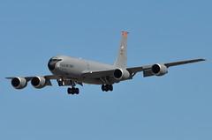 United States Air Force (Tennessee Air National Guard) - Boeing KC-135R Stratotanker (717-148) - USAF 57-1451 - Iron Eagle - McCarran International Airport (LAS) - Las Vegas - September 24, 2013 145 RT CRP (TVL1970) Tags: nikon nikond90 d90 nikongp1 gp1 geotagged nikkor70300mmvr 70300mmvr aviation airplane militaryaviation aerialtanker aerialrefueling flyingboom mccarraninternationalairport mccarranairport mccarran mccarraninternational lasvegas las klas usaf571451 af571451 571451 cn17522 17522 ironeagle noseart unitedstatesairforce usairforce usaf tennesseeairnationalguard tennesseeang tnang 134thairrefuelingwing 134arw 134tharw boeing boeingkc135stratotanker boeingkc135 kc135stratotanker kc135 stratotanker boeingkc135rstratotanker boeingkc135r kc135rstratotanker kc135r boeing717 boeing717100 boeing717148 717 717100 717148 cfminternational cfmi cfm56 cfm562 cfminternationalf108 cfmf108 f108