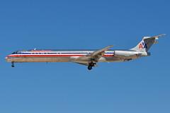 American Airlines (AA) - McDonnell Douglas (Douglas) MD-82 (DC-9-82) - N467AA - McCarran International Airport (LAS) - Las Vegas - September 24, 2013 078 RT CRP (TVL1970) Tags: las airplane geotagged nikon lasvegas aircraft aviation americanairlines klas airliners mccarran gp1 mccarranairport d90 mccarraninternational mccarraninternationalairport nikond90 nikkor70300mmvr 70300mmvr n467aa nikongp1 delta maddog dac douglas aa pw dc9 douglasdc9 mcdonnelldouglas prattwhitney super80 md80 deltaairlines md82 dc982 mcdonnelldouglasmd82 douglasaircraft jt8d douglasaircraftcompany douglasdc982 jt8d217 super82 aerothrustholdings deltamaterialservices jt8d217c