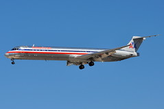 American Airlines (AA) - McDonnell Douglas (Douglas) MD-82 (DC-9-82) - N467AA - McCarran International Airport (LAS) - Las Vegas - September 24, 2013 076 RT CRP (TVL1970) Tags: nikon nikond90 d90 nikongp1 gp1 geotagged nikkor70300mmvr 70300mmvr aviation airplane aircraft airliners mccarraninternationalairport mccarranairport mccarran mccarraninternational lasvegas las klas n467aa americanairlines aa aerothrustholdings deltaairlines delta deltamaterialservices mcdonnelldouglas douglasaircraft douglasaircraftcompany douglas dac douglasdc9 douglasdc982 dc9 dc982 md82 md80 super80 super82 mcdonnelldouglasmd82 maddog prattwhitney pw jt8d jt8d217 jt8d217c