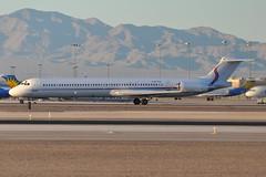 Ameristar Jet Charter - McDonnell Douglas (Douglas) MD-83 (DC-9-83) - N787TW - McCarran International Airport (LAS) - Las Vegas - September 23, 2013 3 035 RT CRP (TVL1970) Tags: nikon nikond90 d90 nikongp1 gp1 geotagged nikkor70300mmvr 70300mmvr aviation airplane aircraft airliners mccarraninternationalairport mccarranairport mccarran mccarraninternational lasvegas las klas n787tw ameristarjetcharter ameristarcharters ameristar eicbz guinnesspeataviation gpa hk4588x hk4588 avianca aerovíasdelcontinenteamericano aerovíasnacionalesdecolombia fronteraflightholdings frontera aeronavestsm aeronaves mcdonnelldouglas douglasaircraft douglasaircraftcompany dac douglasdc9 douglas dc9 md80 super80 super83 mcdonnelldouglasmd83 md83 dc983 maddog prattwhitney prattwhitneyjt8d pwjt8d pw jt8d jt8d219